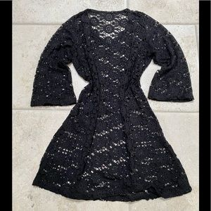 Other - Lace/Crochet Swimsuit Cover Up/Beach Dress Med.